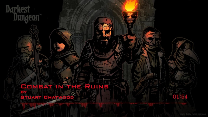 Darkest Dungeon - Combat in the Ruins (Stuart Chatwood)