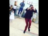 Танцевальный батл на свадьбе в Дербенте