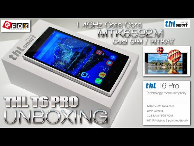 THL T6 Pro [UNBOXING] 5