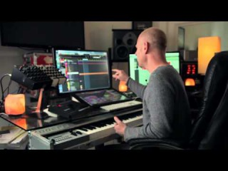 Studio Time with Junkie XL - Episode 1: Template Setup and Workstation Layout