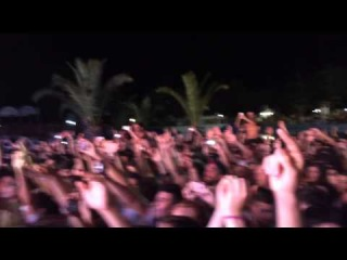 David Guetta Aquafan 03-08-2014