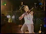 'Ночные Снайперы' на шоу 'Последний герой' (14.02.2002)