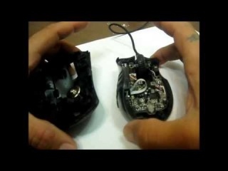 How To Disassemble and Repair Broken Left Click on Razer Naga Mouse
