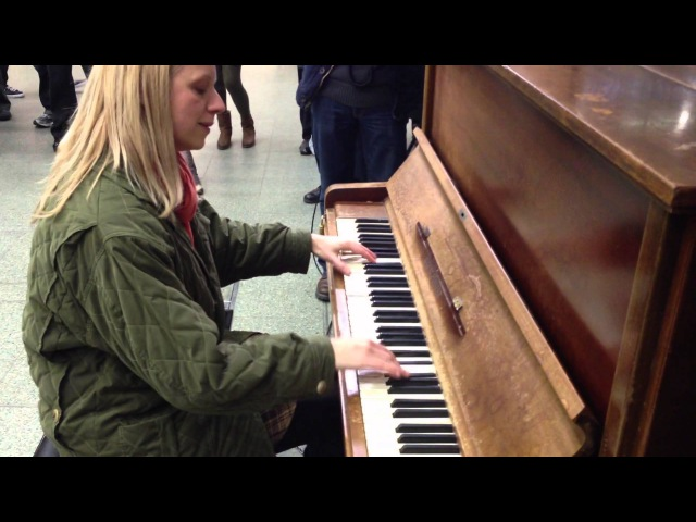 Incredibly rare performance of Lizst' El Contrabandista by Valentina Lisitsa, St. Pancras