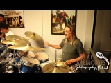 Nicko Mcbrain At The School Of Rock PT-03