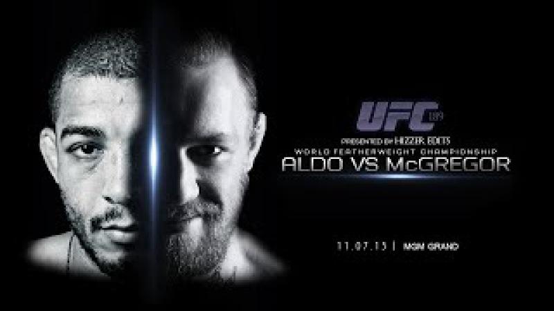UFC 189: Aldo vs. McGregor Promo