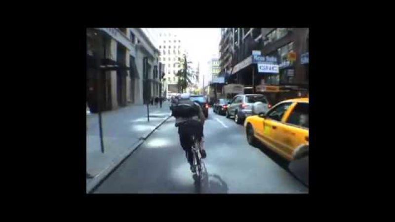 Bike Messenger Races (Multiple Cities)