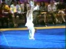 1988 Paul Hunt gymnastics comedy floor exercise
