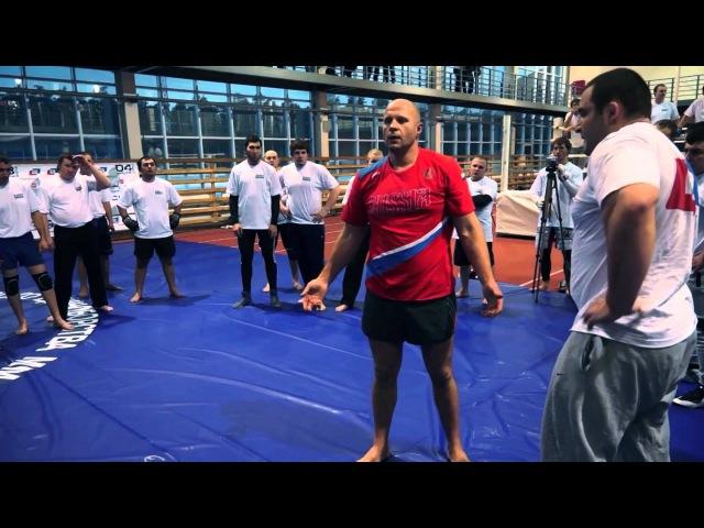 КАК БОРЕТСЯ ФЕДОР ЕМЕЛЬЯНЕНКО! СЕКРЕТЫ БОРЬБЫ! Technique of wrestling by Fedor Emelianenko
