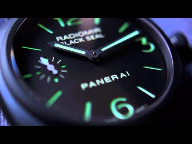 Panerai Radiomir BlackSeal Ceramic