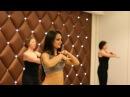 Танец живота. Видео урок №3 для начинающих с нуля . (Мира)