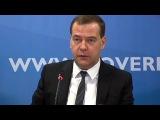 Новости - Медведев обсудит антикризисный план с главами субъектов России