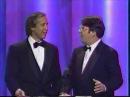 Oscars 1990 / Dan Aykroyd Chevy Chase