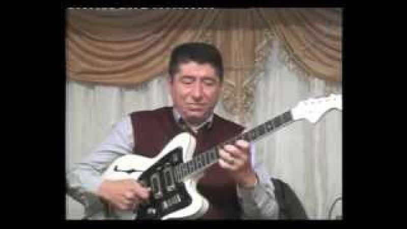 Baku Dolya Vorovskaya gitara Behbud Agakishioglu