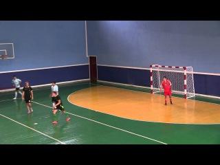 РНКБ-2 - 7:5 - Первый Крымский | 03.10.15 | Лига Б
