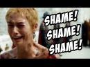 717 Cersei's Walk of Shame UNCENSORED   Spoiler Alert   GOT Season 5