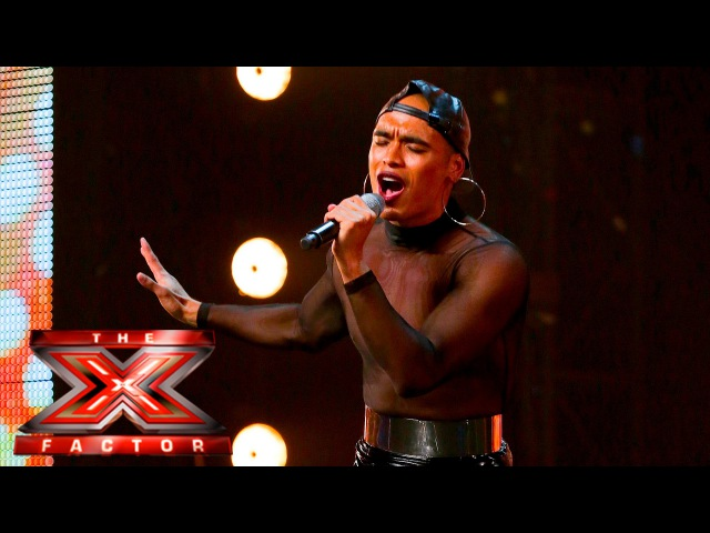 Seann Miley Moore's show must go on   Auditions Week 1   The X Factor UK 2015