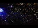 Iphones вместо зажигалок: oчень трогательный момент на юбилейном концерте Игоря Крутого в Нью-Йорке.