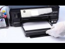 УСТАНОВКА И ЗАПРАВКА ПЕРЕЗАПРАВЛЯЕМЫХ КАРТРИДЖЕЙ Epson XP. DIY printer Epson XP refill.