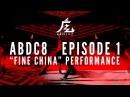 KINJAZ ABDC Episode 1 Fine China Performance @chrisbrown