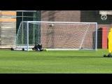 LFC training pre-QPR