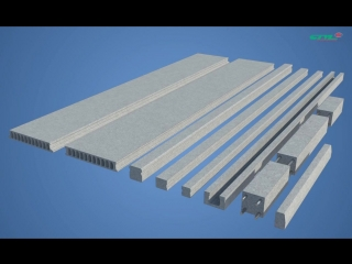 Строительство жилого здания по технологии Универсальной Строительной Системы (ЗАО СТМ)