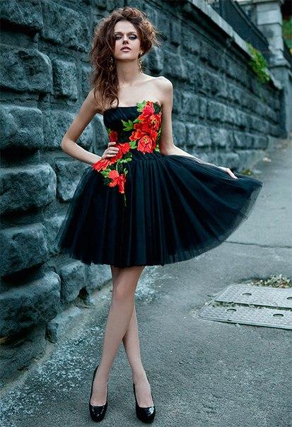 Платье на выпускной смотреть