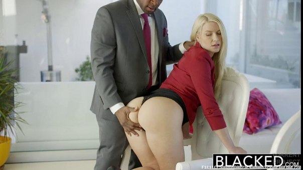 Blacked – Anikka Albrite – Business Blonde Wife Ass Fucked By a BBC