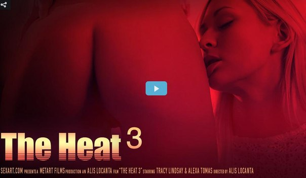 SexArt – Alexa Tomas, Tracy Lindsay – The Heat 3