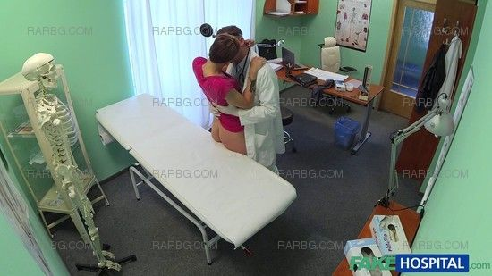 Fake Hospital E147 – Short Haired Hottie Has No Insurance But Has A Very Tight Pussy
