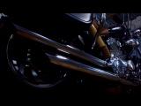Yamaha virago глушитель с прямоточными флейтами
