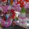 Воздушные шары и оформление