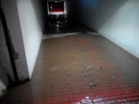 В Альметьевске затопило подземный переход — «Народный контроль»