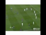 Игра Барселоны против Реала.