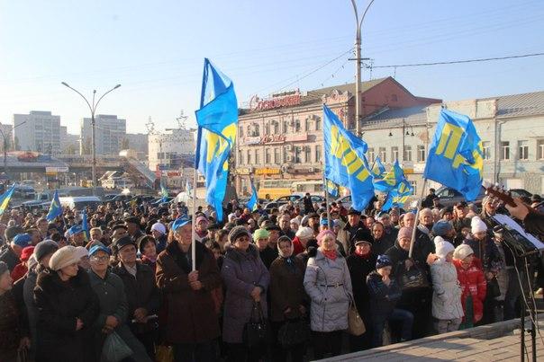 В Курске ЛДПР проведет в День народного единства митинг и концерт
