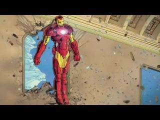 «Рыцари Marvel: Вечные» (2014): Трейлер / www.kinopoisk.ru/film/841343/