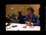 The Vampire Diaries- Ian Somerhalder, SDCC Press Room chat