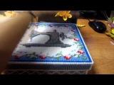 3D стич Квадратная шкатулочка Отзывы о наборах