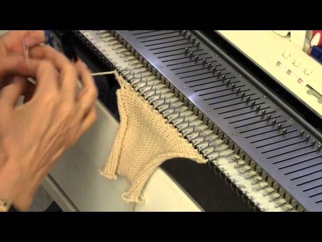 Finish a Knit Piece with Mock Rib by Diana Sullivan