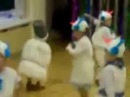 Снеговик рвёт танцпол