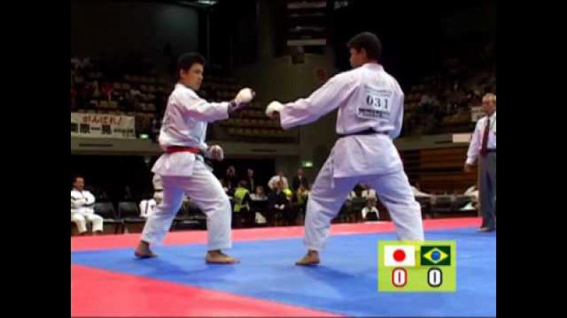 Shinzo Machida - 10th Funakoshi Gichin Cup