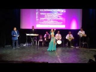 Latifa Nejim гала шоу Танцевальная Трилогия 2015