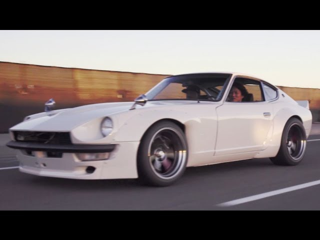 Z Dream Episode 4: Unleashed (starring Sung Kang)