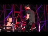 Ted Nugent &amp Godsmack - Stranglehold Live