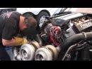 3000 hp Twin Turbo CADILLAC vs 3000 hp Twin Turbo CORVETTE