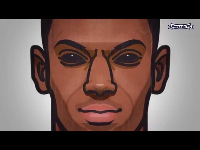 Animation: Anthony Martial Animated in Shwapsies Stickers by @Rikkileaks