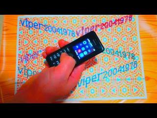 Nokia 108 Dual sim Black обзор для