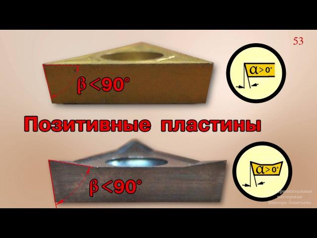 4-8 Деформация инструмента и ее причины