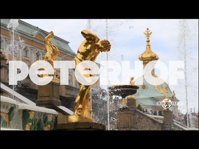 Peterhof, el Versalles de Rusia | Rusia 4