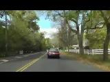 Осенняя дорога по американским деревням